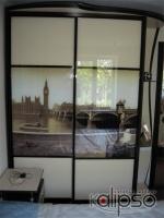 Шкаф-купе с фотопечатью -