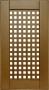 Фасад Модерн с решеткой