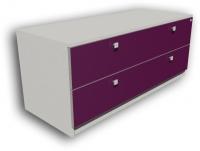 """""""Фиолет"""" Накопитель с ящиками"""