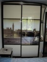Шкаф-купе с фотопечатью