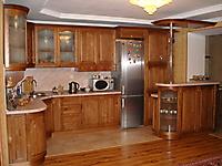 Кухня Классика, бук, Сандал